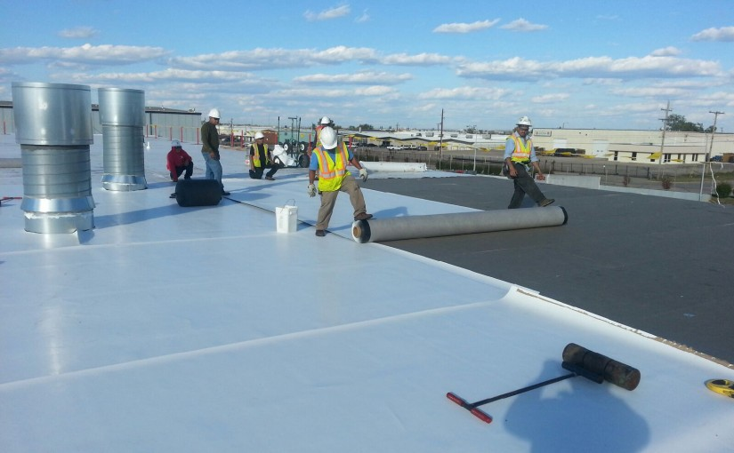 Tips for Commercial Roof Maintenance