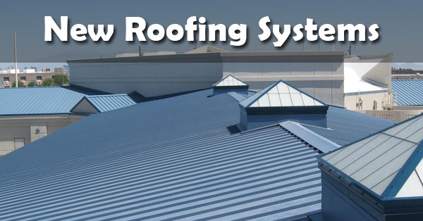 new roofing systems mesa az