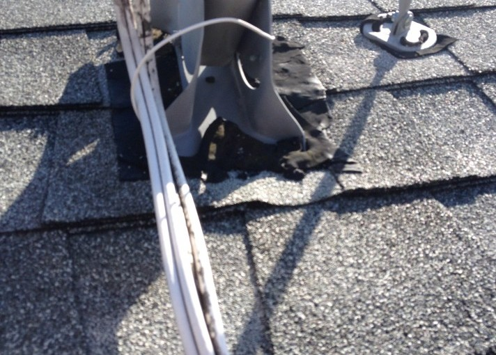 Tradesman can Damage Your Roof