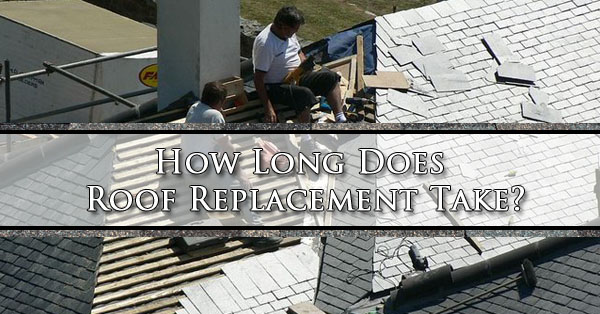 How Long Does Roof Replacement Take Mesa AZ