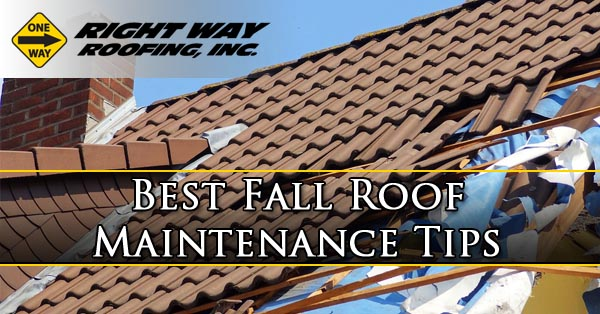 Best Fall Roof Maintenance Tips Mesa AZ